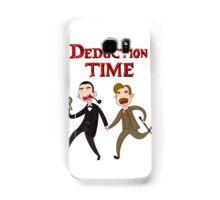 Deduction Time Samsung Galaxy Case/Skin