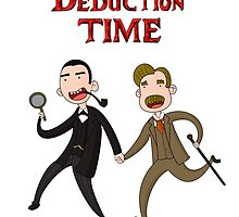 Deduction Time by SanFernandez
