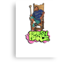 Fresh Prince of Bel Air Canvas Print