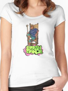 Fresh Prince of Bel Air Women's Fitted Scoop T-Shirt