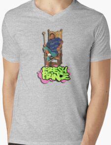 Fresh Prince of Bel Air Mens V-Neck T-Shirt