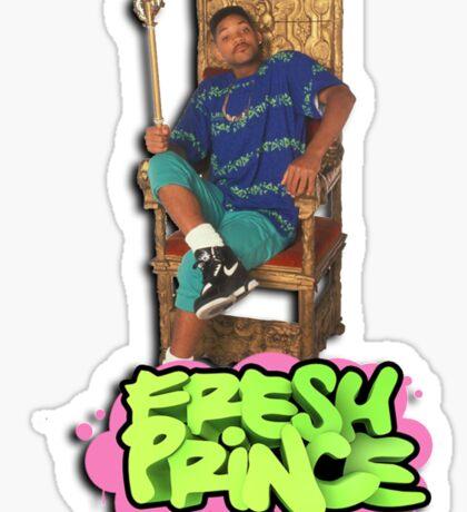 Fresh Prince of Bel Air Sticker
