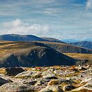 Cairngorm To Braeriach by Jamie  Green