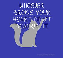 Whoever Broke Your Heart by Buleste