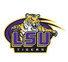LSU Tigers by habibiii