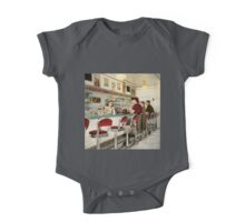 Cafe - The local hangout 1941 One Piece - Short Sleeve