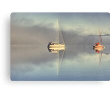 Windermere Yachts Canvas Print