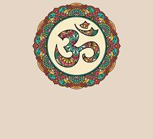 OM Mandala - Circle Ehnic Ornament T-Shirt