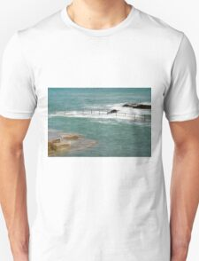 Natural Pool in Guernsey Unisex T-Shirt