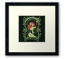 Arkham Absinthe Framed Print