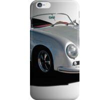 1956 Porsche Speedster iPhone Case/Skin