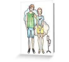 Cancer patients Greeting Card