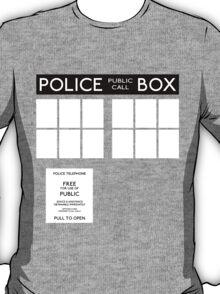Doctor WHO - Tardis T-Shirt