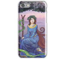 Celtic Goddess - Nimue iPhone Case/Skin
