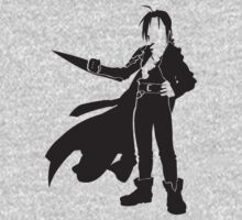 Edward Elric by the-minimalist