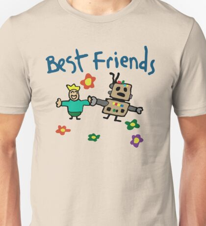 Butters + Awesom-O = Best Friends  Unisex T-Shirt