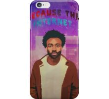 Acid Rap / Because The Internet iPhone Case/Skin