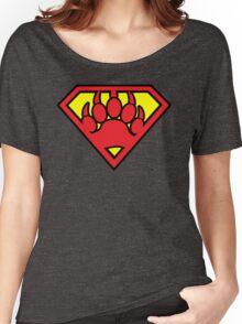 Super Bear Women's Relaxed Fit T-Shirt