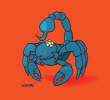 funny zodiac/scorpio by mangulica
