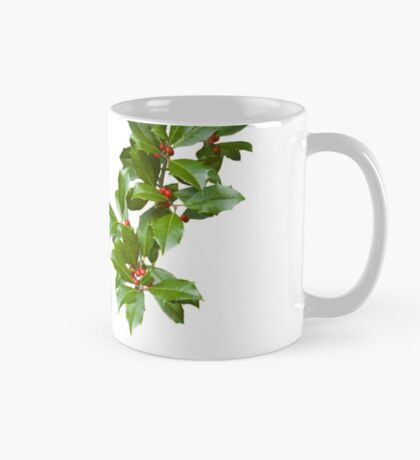 Christmas Holly Mug