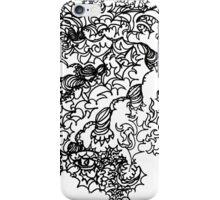 Fierce Firebreathing Dragon iPhone Case/Skin