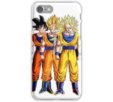 Goku Saiyan iPhone Case/Skin