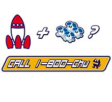 Call 1-800-Chu by SquareDog
