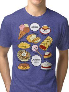 221b Bakery Street Tri-blend T-Shirt