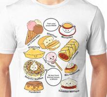 221b Bakery Street Unisex T-Shirt