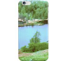Tarn Hows, Coniston UK iPhone Case/Skin