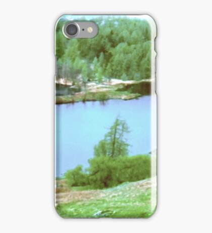 Tarn Hows, Coniston UK iPhone Case/Skin