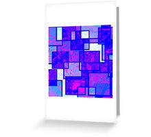1216 Abstract Thought Greeting Card