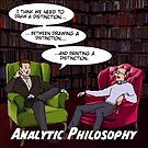 Analytic Philosophers Draw All the Distinctions by Pete Mandik