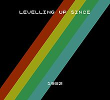 ZX Spectrum levelling by SquareDog