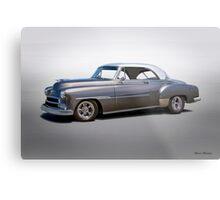 1951 Chevrolet Deluxe Hardtop II Metal Print