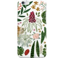 Some plants iPhone Case/Skin