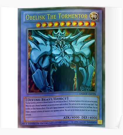 Obelisk The Tormentor Poster