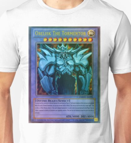 Obelisk The Tormentor Unisex T-Shirt