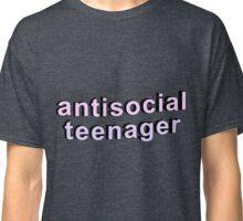 Antisocial Teenager Classic T-Shirt