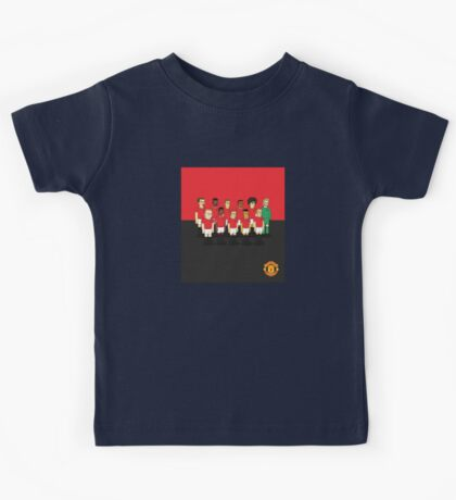 Manchester United as simpson Kids Tee