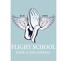 Flight School of San Andreas Photographic Print