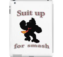 Suit up Smash iPad Case/Skin