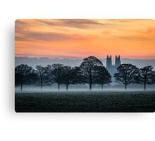 Beverley Minster Canvas Print