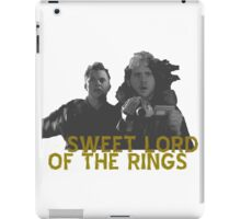Sweet LOTR iPad Case/Skin