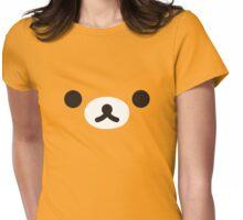 Rilakkuma Shirt for Women Womens Fitted T-Shirt