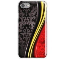 art two sides iPhone Case/Skin
