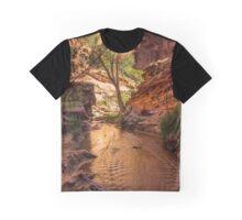 Desert Canyon Paradise - Coyote Gulch - Escalante, Utah Graphic T-Shirt