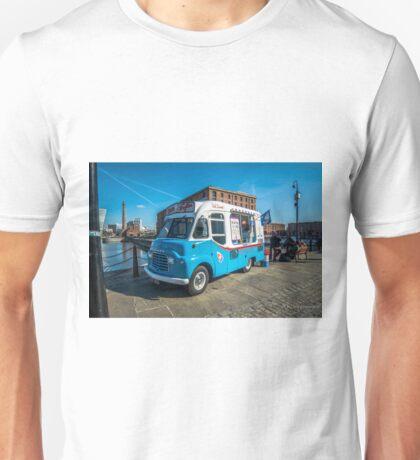 a classic Ice-cream car Unisex T-Shirt