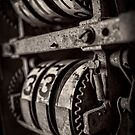 Gears and Dials by Edward Fielding