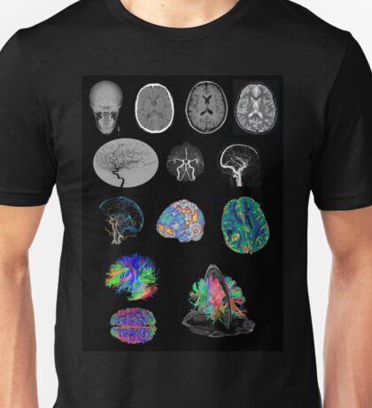 Brain Imaging Unisex T-Shirt